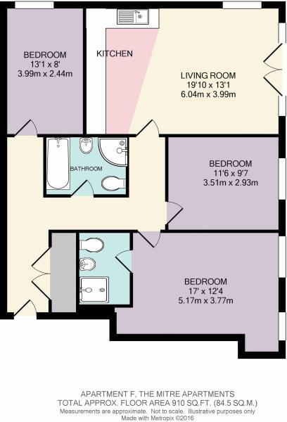 Apartment 5F