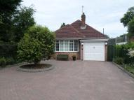 Detached Bungalow in Station Road, Wythall...