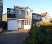 Detached home in Daniels Drive, Aughton...