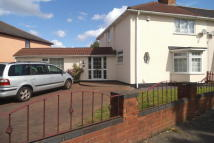 3 bed home to rent in Yardley Green Road...