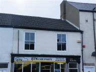 Flat to rent in King Street, Spennymoor...