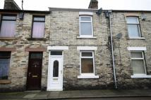 Terraced house in Grey Street, Crook...