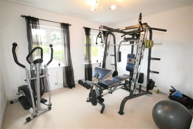Gym/Reception Room