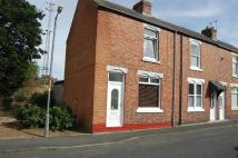 2 bedroom End of Terrace property to rent in Brown Street, Shildon...