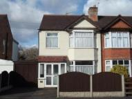 property for sale in 172 Charlbury Road, Wollaton, Nottingham NG8 1NJ