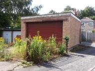 property for sale in Detached Double Lock-up Garage opposite 28 Devonshire Crescent, Sherwood, Nottingham, NG5 2EU