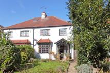 4 bedroom semi detached home in Castlebar Park, Ealing...