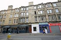 Flat in 152/2 Easter Road...