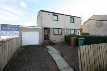 2 bedroom semi detached property in 1 Echline Drive...