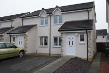 2 bed semi detached house in Bellevue Park, Alloa...