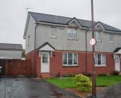 3 bed semi detached property in Cragganmore, Tullibody...