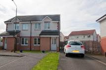 semi detached house in Hirst Crescent, Fallin...