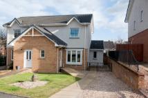 2 bedroom semi detached property in Donaldson Avenue, Alloa...