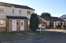 semi detached house in Mary Stevenson Drive...