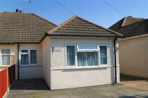 Semi-Detached Bungalow in Kings Gardens, UPMINSTER...