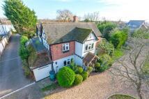 4 bed Detached property for sale in Folkes Lane, Upminster...