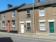 Terraced house in Station Road, Toddington