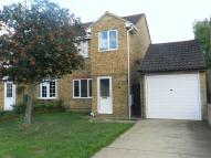 3 bedroom semi detached property to rent in Nene Road, Flitwick