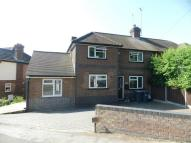 3 bedroom semi detached property for sale in The Crescent, Ampthill