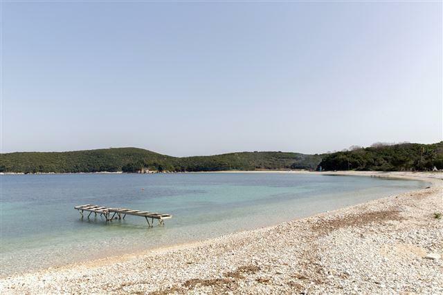beach at Avlaki