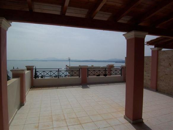 Huge terrace