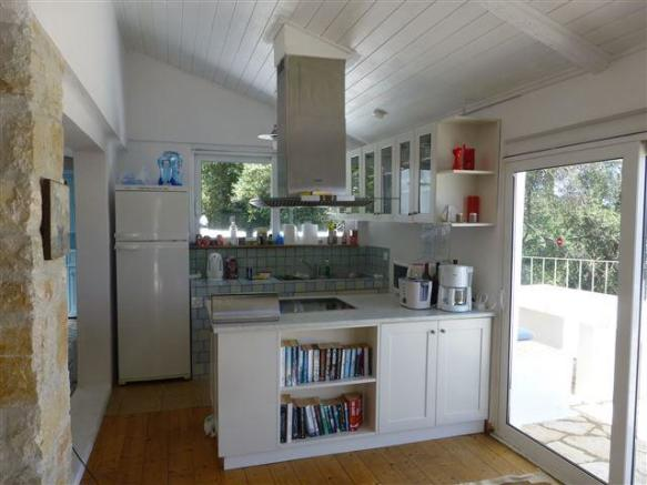 Kitchen in Clio