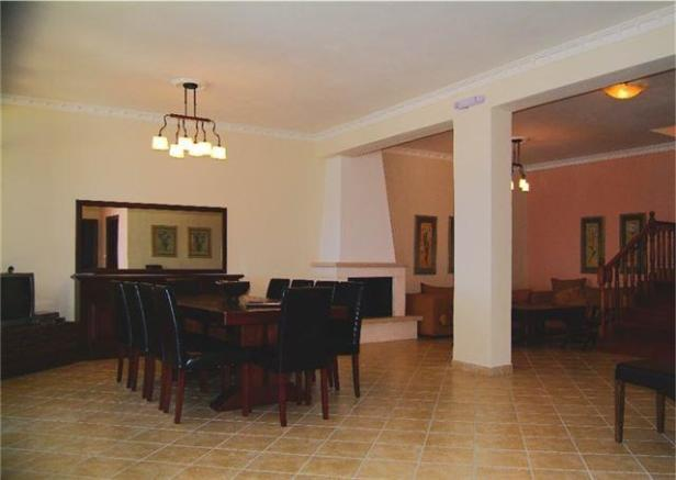 dining room and lounge