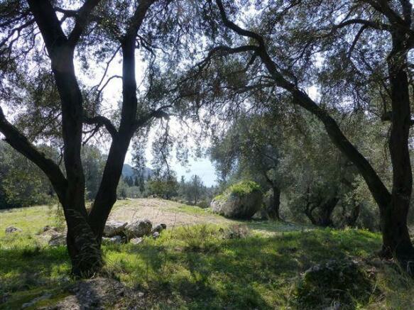 Paleokastritsa land