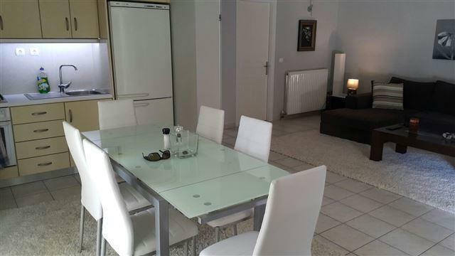 lower ground floor apartment