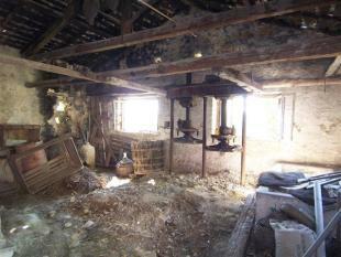 inside the old olive press
