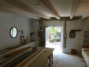 the ground floor interior