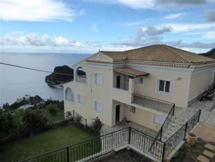the villa and the view