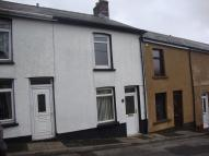 Terraced house in Phillips Street...