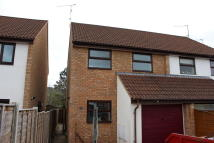 semi detached property in Castle Close, Monmouth...