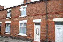 Terraced house in Phillip Street, Hoole