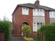 semi detached house to rent in Hillside Road, Chester