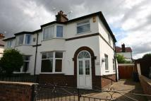 semi detached house in Mount Pleasant, Saltney
