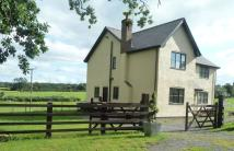 4 bed Detached home in Paper mill Lane...