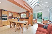 semi detached house in Herbert Road, Wimbledon...