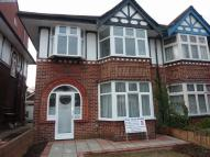 3 bedroom semi detached house in Brunswick Gardens...