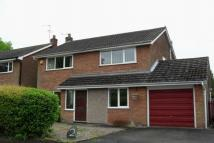 4 bed Detached home to rent in Nursery Close...