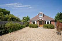 Chalet in Fairlea Road, Emsworth...