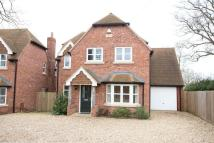 Detached property for sale in Manor Lodge Road...