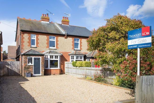 3 bedroom semi detached house for sale in southleigh road