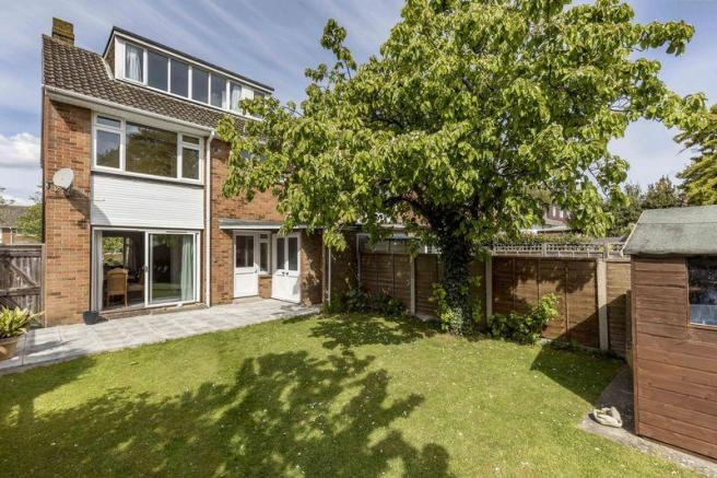 4 bedroom semi detached house for sale in laurence green