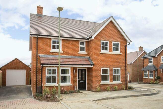 4 bedroom detached house for sale in redlands grange