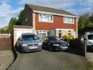 2 bed semi detached home in Woolaston Close...