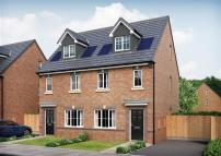 semi detached property in Gatehouse Fold...