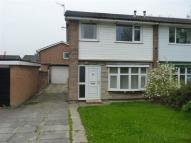 semi detached house in Stirling Close, Leyland