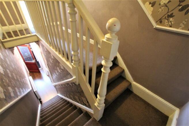 Split Level Stairs
